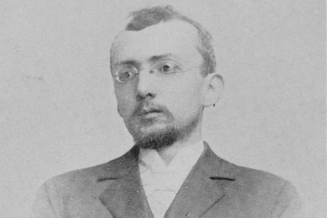 Otokar Březina  (1913) na stránkách Světozoru  (1912–1913,  s. 549) | foto: Public domain,  Wikimedia Commons