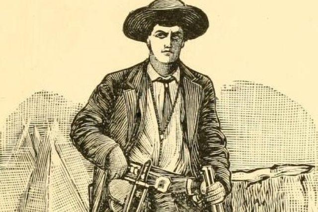 Z obálky knihy C. Siringa: Texaský kovboj