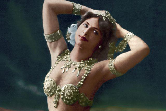 Mata Hari (v letech 1905–1917)