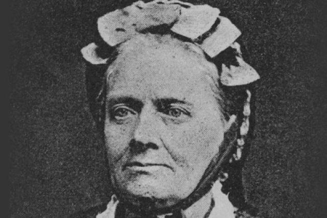 Eleonora Šomková (1817-1891), které Karel Hynek Mácha neřekl jinak než Lori (Tetinka Lori)