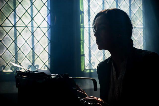 Spisovatelka