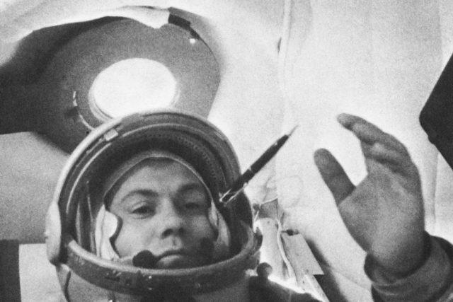 Ruský kosmonaut Pavel Popovič