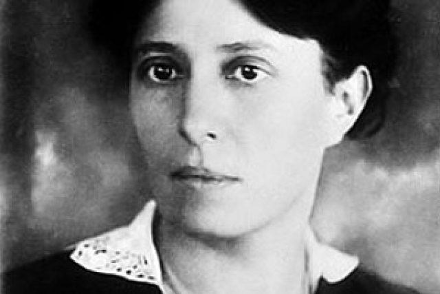 Alice Masaryková (kolem roku 1910)