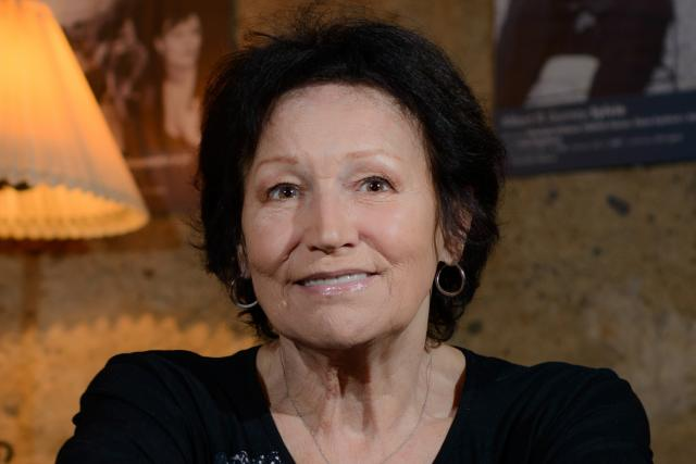 Marta Kubišová v Divadle Ungelt | foto: Khalil Baalbaki,  Český rozhlas