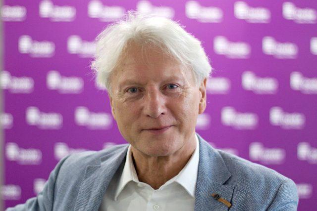Ladislav Špaček, odborník na etiketu a někdejší mluvčí exprezidenta Václava Havla