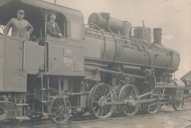 Československá železnice po roce 1910
