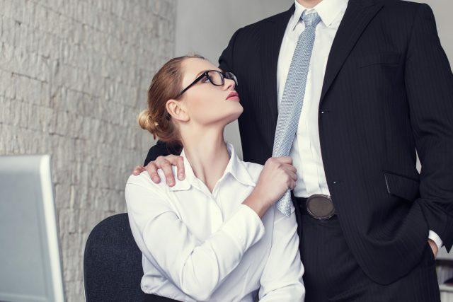Láska v práci