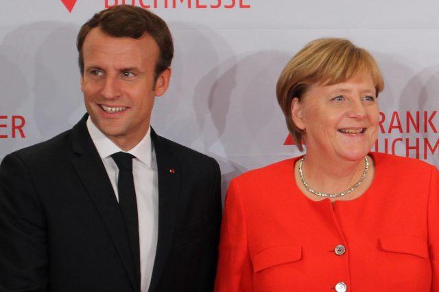 Tandem Merkelová-Macron nemá důvody na ustavení italské vlády čekat
