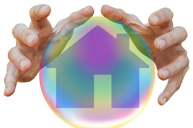 hypoteční bublina