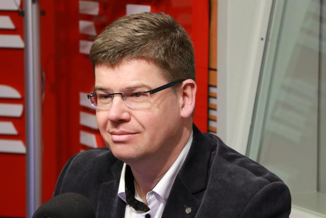 Jiří Pospíšil z TOP 09 | foto: Kristýna Hladíková, Český rozhlas