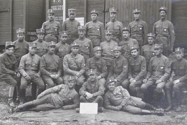 Československé legie v Rusku