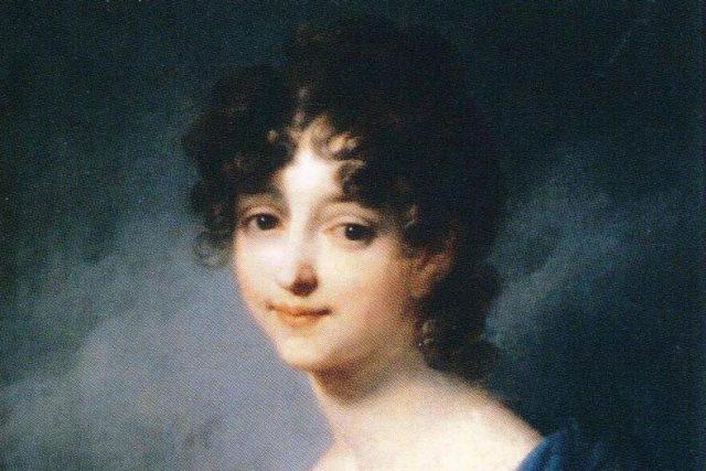 Josef Grassi: Kateřina Vilemína Zaháňská (v roce 1799)