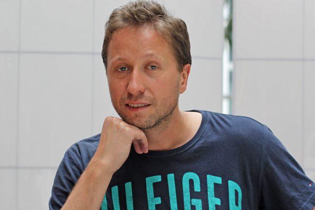Michal Pazderník