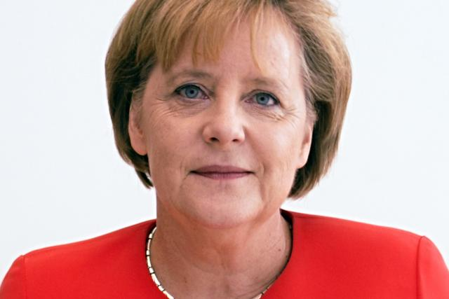 Angela Merkelová (2010)