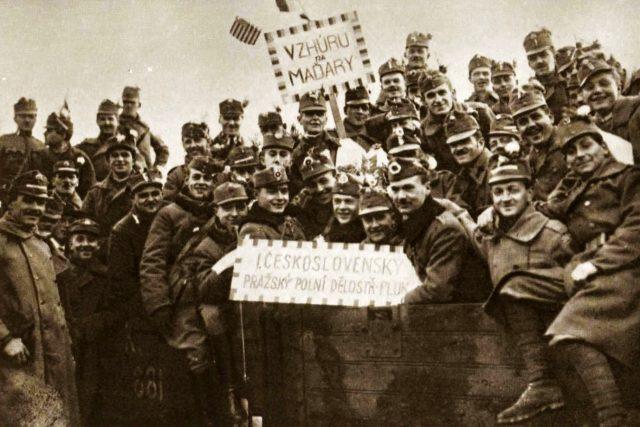 Odpor proti devastujícímu vlivu Maďarska byl podle Pavla Kosatíka důvodem,  proč se Slováci rozhodli založit samostatný stát spolu s Čechy | foto: Licence Public domain CC0