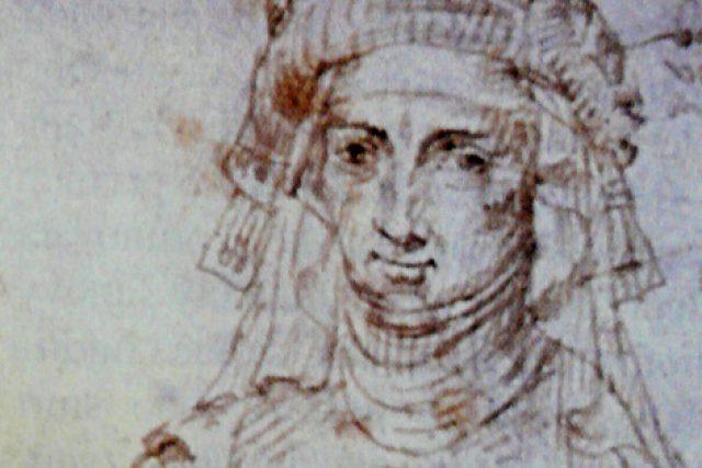 Antoine de Succa: Eliška Přemyslovna