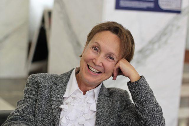 Milena Steinmasslová | foto: Elena Horálková,  Český rozhlas