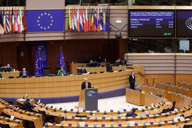EU chápe kauzu Vrbětice v celkovém kontextu agresivního chování Ruska vůči Západu | foto: Fotobanka Profimedia