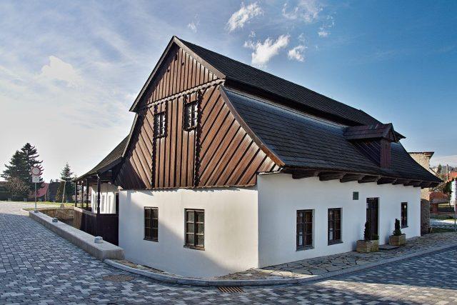Domek F. L. Věka v Dobrušce | foto: Pavel Grulich