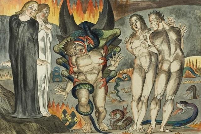 William Blake: Peklo