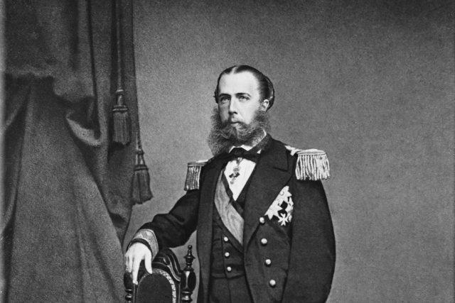 Ferdinand Maximilián Josef Habsbursko–Lotrinský | foto: Wikimedia Commons,  CC0 1.0