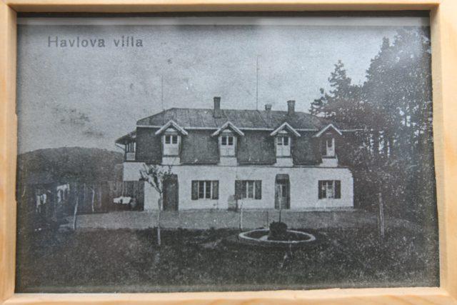 Samota u obce Žďárec nad řekou Bobrůvkou je pojmenována je po rodině Havlových,  která si zde vybudovala letní sídlo | foto: Alexandr Malachovský,  CNC / Profimedia
