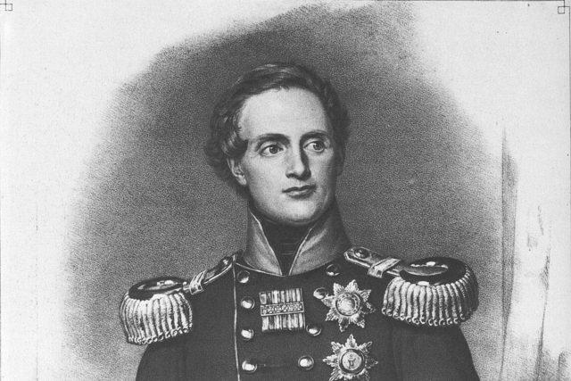 Friedrich August II.