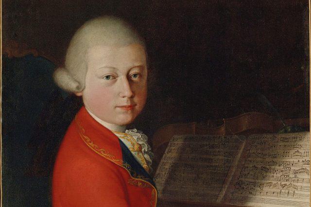 Mozart v roce 1770 | foto: Wikimedia Commons,  CC0 1.0