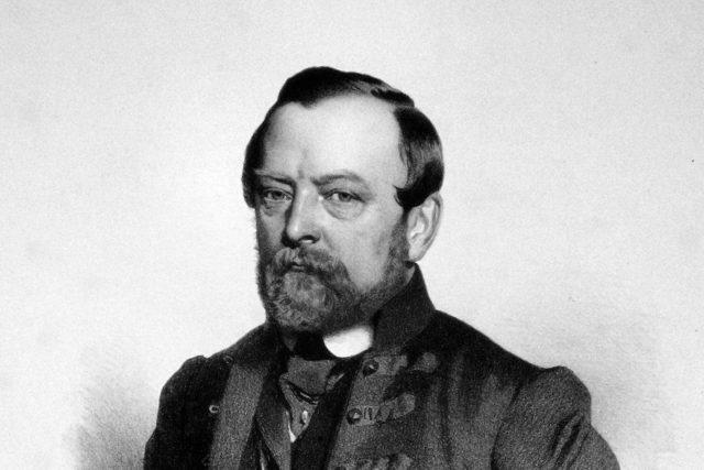František August Brauner   foto: Eduard Kaiser,  Wikimedia Commons,  CC0 1.0