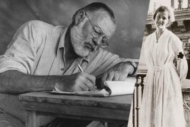 Ernest Hemingway a Agnes von Kurowsky