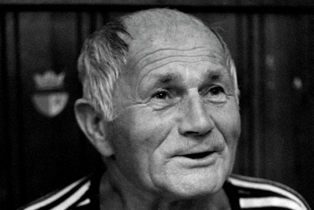 Bohumil Hrabal (1985)
