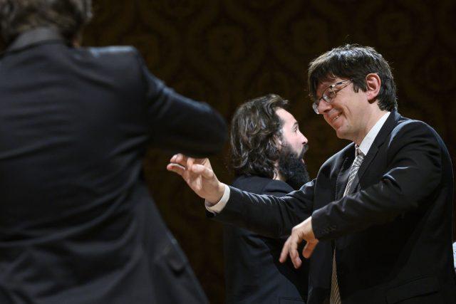 Dirigent Václav Luks | foto: Petra Hajská