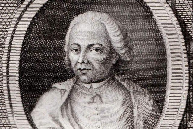 Prokop Diviš | foto: Johann Balzer,  Wikimedia Commons,  CC0 1.0