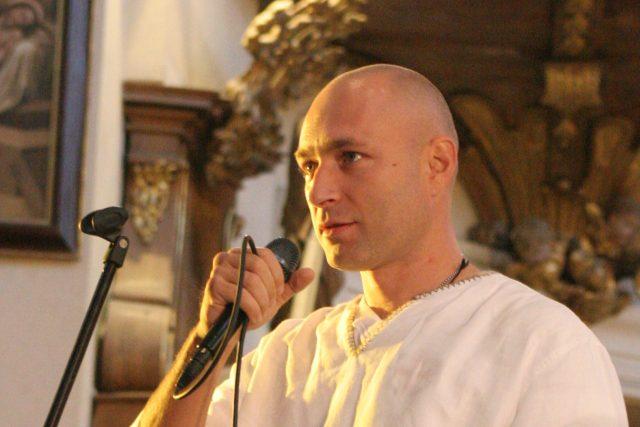 Daniel Landa v Břevnovském klášteře (2006)