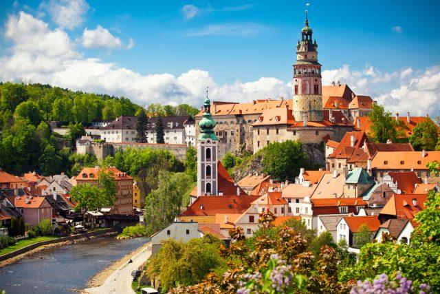 Český Krumlov | foto: Shutterstock