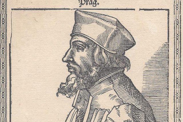 Christoph Murer: Jan Hus | foto: Wikimedia Commons