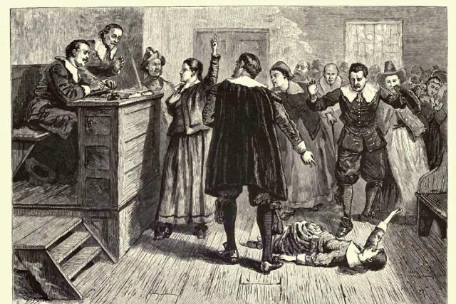 Čarodějnice ze Salemu