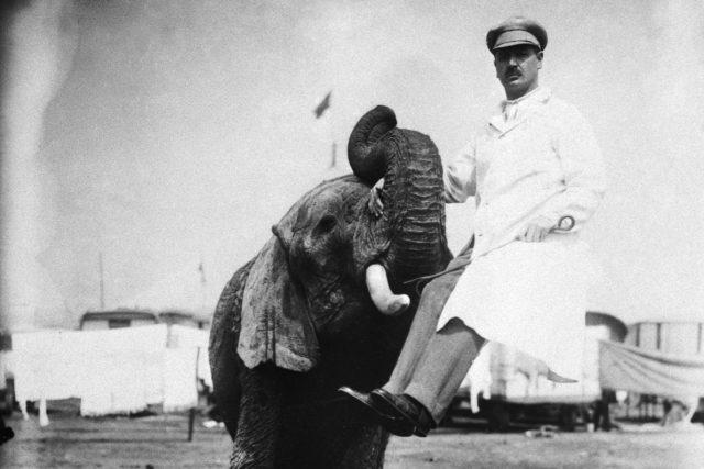 Cirkus Kludský (1929)