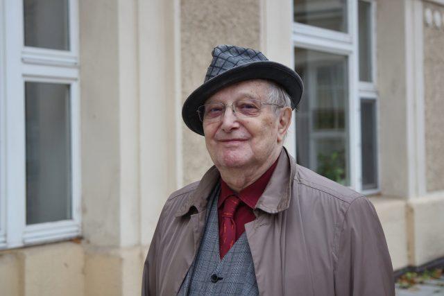 Jiří Suchý | foto: Jana Myslivečková,  Český rozhlas,  Český rozhlas