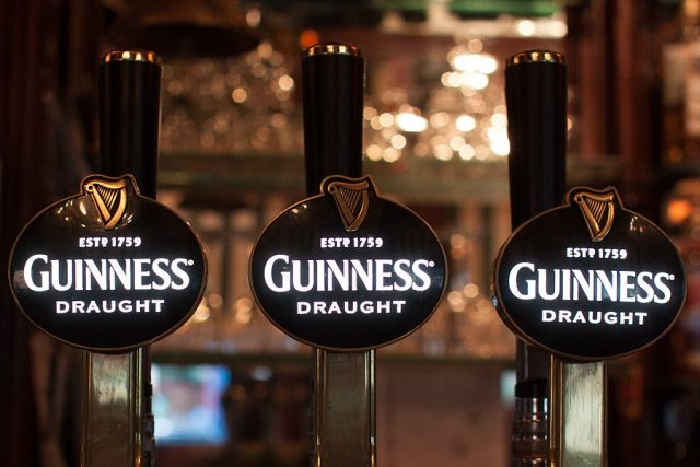 Konkurence byla veliká a Arthuru Guinnessovi úspěch nikdo nepředpovídal   foto: Tim Sackton,  Wikimedia Commons,  CC BY-SA 2.0