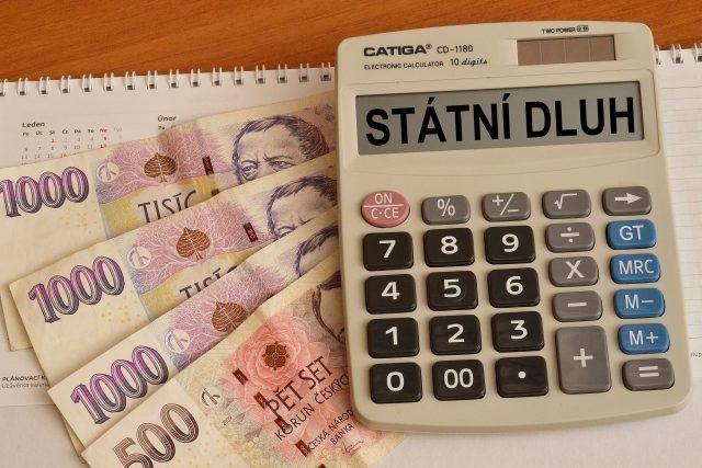 Státní dluh