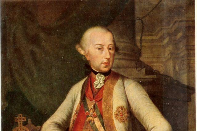 Portrét Josefa II. | foto: Wikimedia Commons,  CC0 1.0