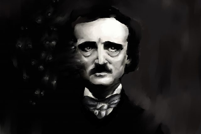 Edgar Allan Poe | foto: Shutterstock