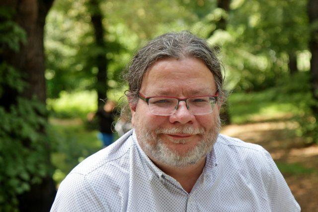 Europoslanec za ODS Alexandr Vondra