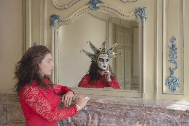 Žena u zrcadla | foto: Fotobanka Pixabay