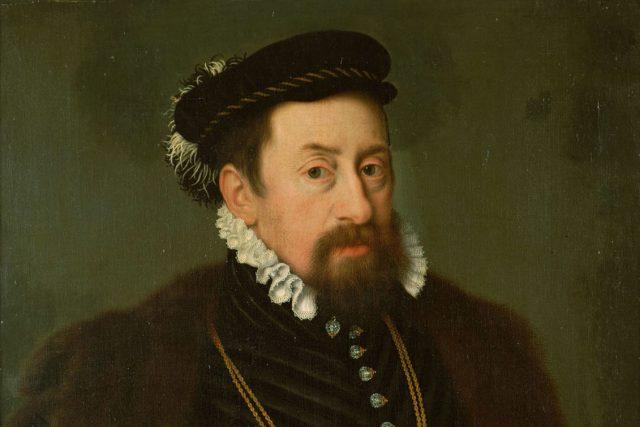 Maximilián II. Habsburský | foto: Nicolas Neufchatel,  Wikimedia Commons,  CC0 1.0