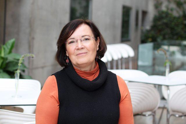 Zdenka Tichotová   foto: Elena Horálková,  Český rozhlas
