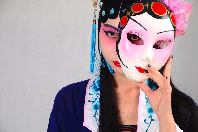Čínská opera