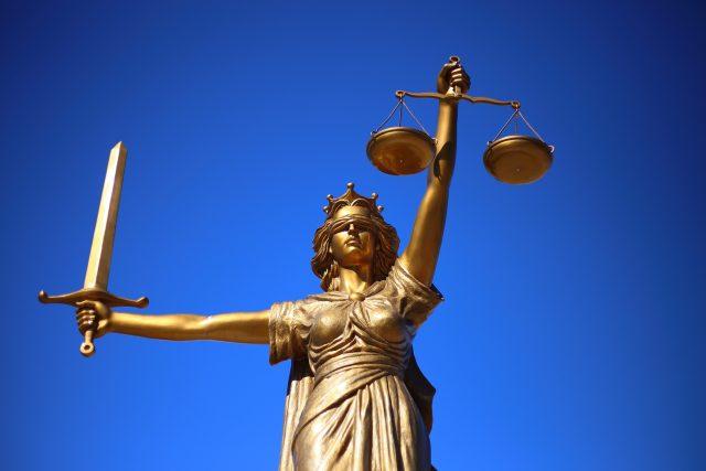 Justice a spravedlnost (ilustrační foto)