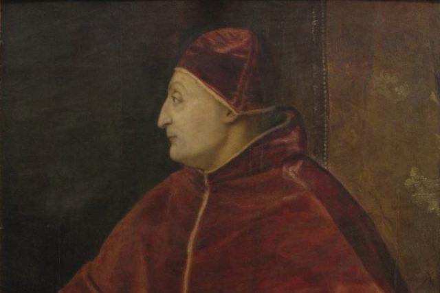 Sixtus IV. | foto:  Titian,  Wikimedia Commons,  CC0 1.0